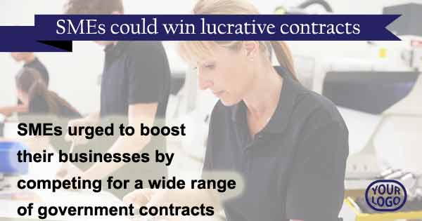 How SMEs could win lucrative government contracts