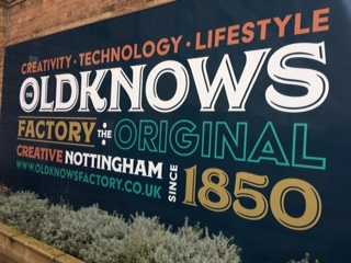 Media Coverage is based at the Old Knows Factory in Nottingham