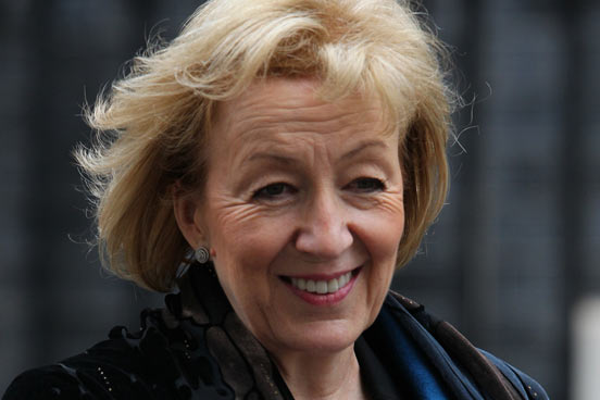 Andrea Leadsom employment rights